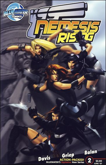 VSS: Nemesis Rising 2-A by Bluewater Comics