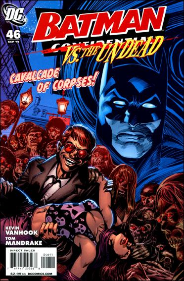 Batman Confidential 46-A by DC