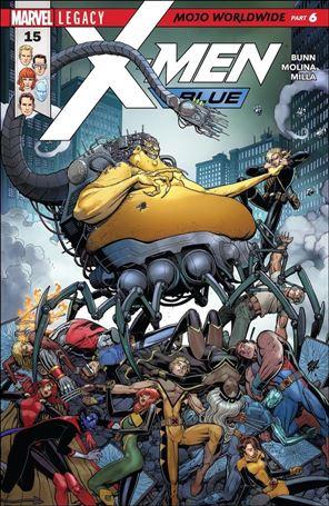 X-Men: Blue 15-A