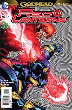 Red Lanterns 36-A