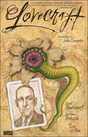 Lovecraft 1-A by DC