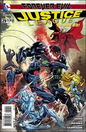 Justice League (2011) 29-A