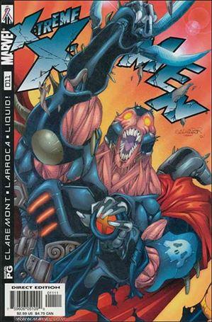 X-Treme X-Men (2001) 11-A