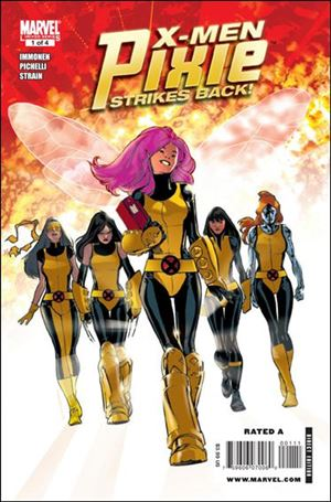 X-Men: Pixie Strikes Back 1-A