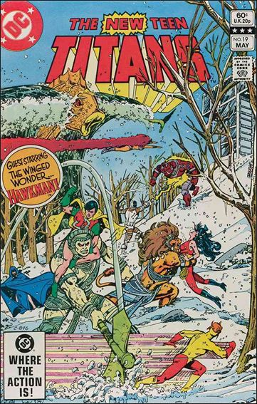 New Teen Titans (1980) 19-A by DC