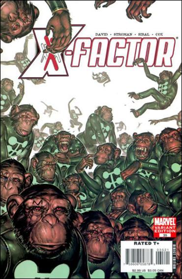 X-Factor (2006) 35-B by Marvel