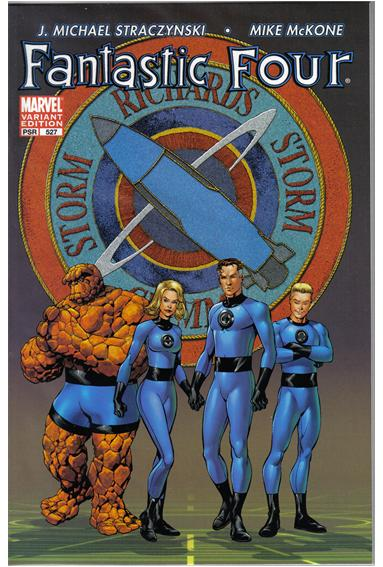 Fantastic Four (1961) 527-C by Marvel