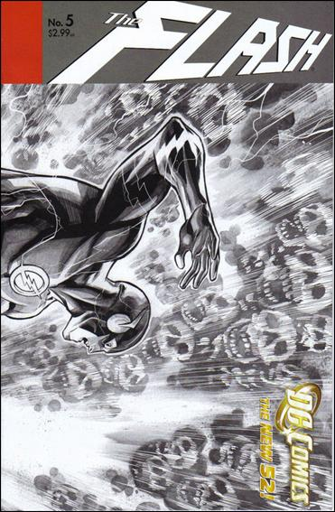 Flash (2011) 5-C by DC
