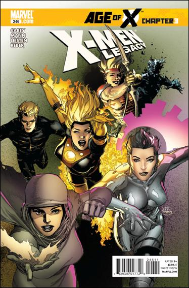 X-Men Legacy (2008) 246-A by Marvel