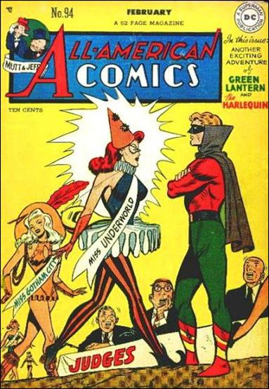 All-American Comics (1939) 94-A by DC