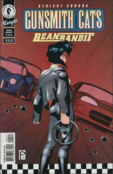 Gunsmith Cats: Bean Bandit 4-A by Dark Horse