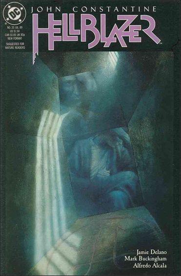 Hellblazer (1988) 20-A by Vertigo