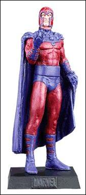 Classic Marvel Figurine Collection (UK) Magneto by Eaglemoss Publications