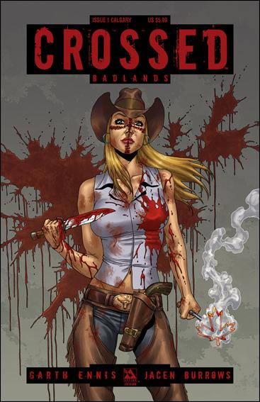 Crossed: Badlands 1-L by Avatar Press