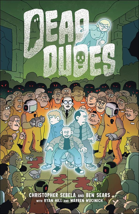 Dead Dudes nn-A by Oni Press