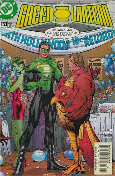 Green Lantern (1990) 153-A by DC