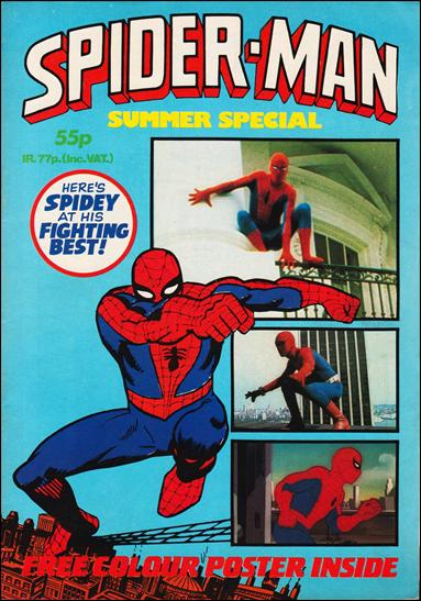 Spider-Man Summer Special (UK) nn4-A by Marvel UK