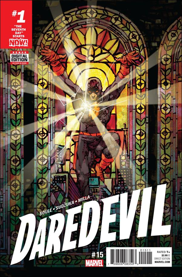 Daredevil (2016) 15-A by Marvel
