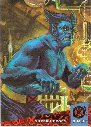 1994 Fleer Ultra X-Men (Base Set) 3-A