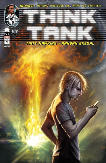 Think Tank 1-B by Top Cow