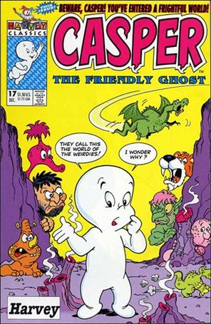 Casper the Friendly Ghost (1991) 17-A
