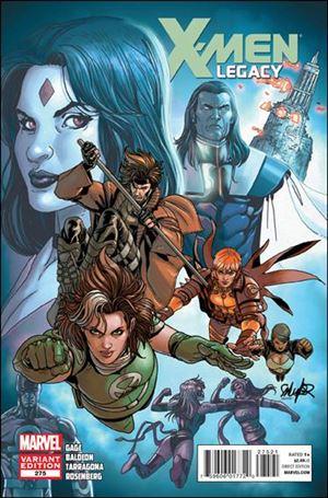 X-Men Legacy (2008) 275-B