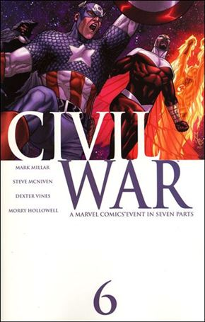 Civil War (2006) 6-A