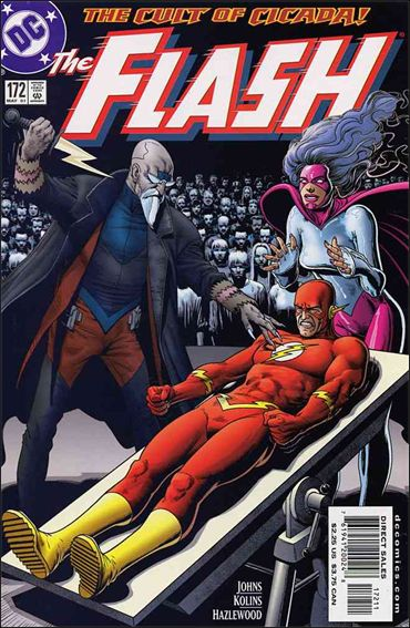 Flash (1987) 172-A by DC