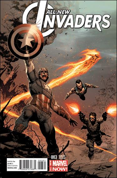 All-New Invaders 3-C by Marvel