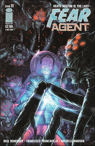 Fear Agent (2005) 11-A by Image