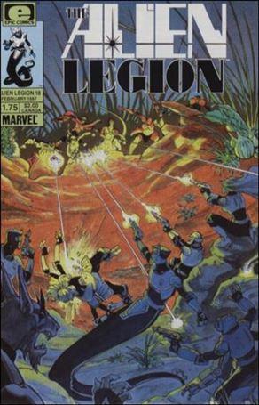 Alien Legion (1984) 18-A