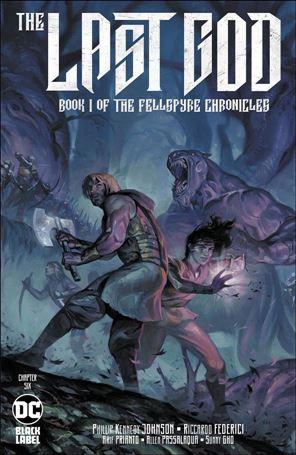 Last God: Book One of the Fellspyre Chronicles 6-A