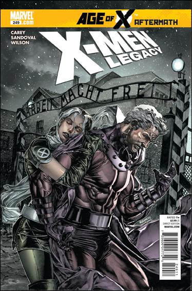 X-Men Legacy (2008) 249-A by Marvel