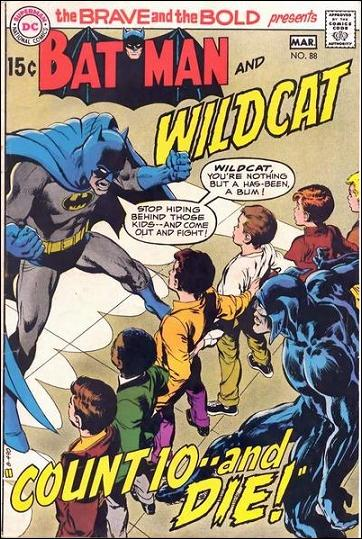 Brave and the Bold (1955) 88-A by DC