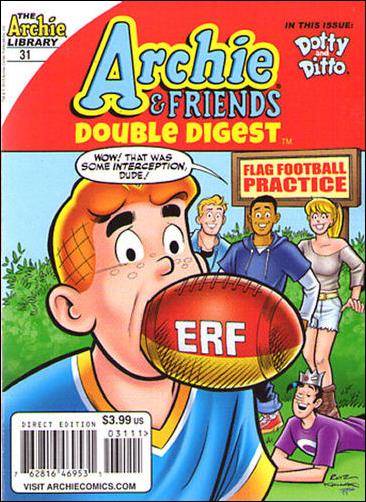 Archie & Friends Double Digest Magazine 31-A by Archie
