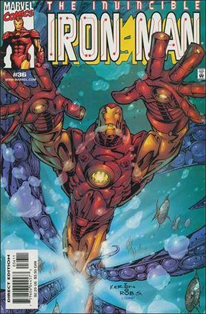 Iron Man (1998) 36-A