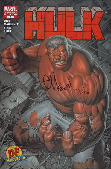 Hulk (2008)  1-H by Marvel