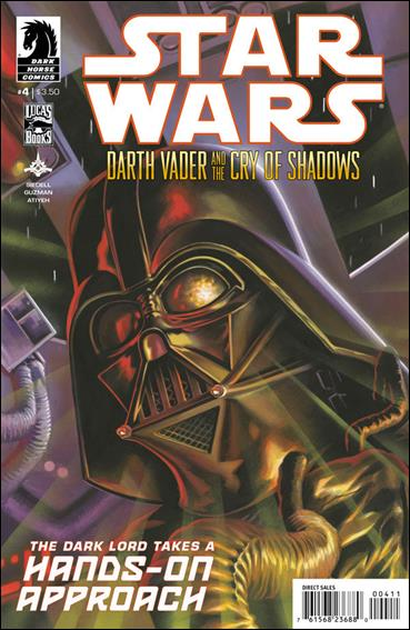 Star Wars: Darth Vader and the Cry of Shadows 4-A by Dark Horse
