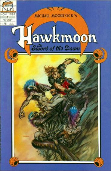 Hawkmoon: The Sword of the Dawn 2-A by First