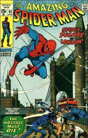 Amazing Spider-Man (1963) 95-A