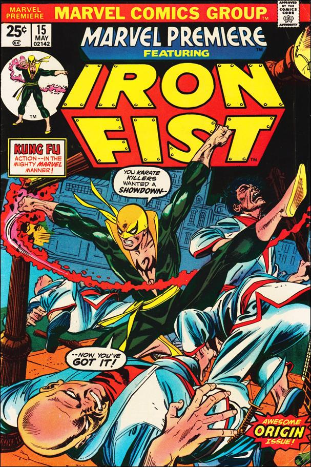 Marvel Premiere 15-A by Marvel