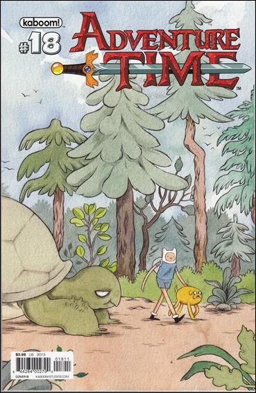 Adventure Time 18-B by Kaboom!