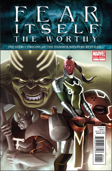 Fear Itself: The Worthy 1-A by Marvel