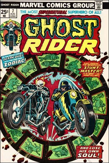 Ghost Rider (1973) 7-A by Marvel