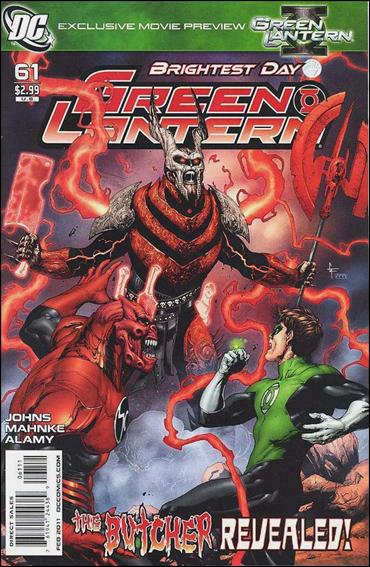 Green Lantern (2005) 61-A by DC