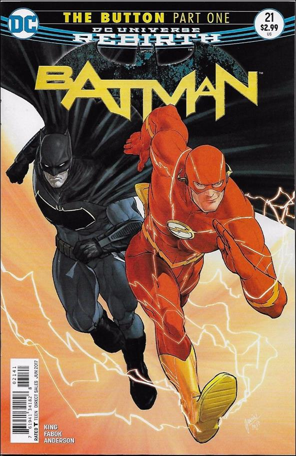 Batman (2016) 21-D by DC
