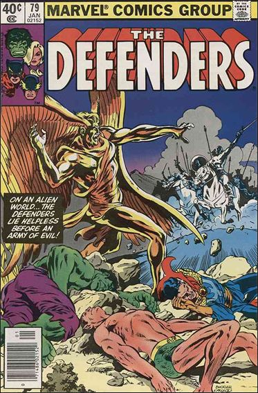 Defenders (1972) 79-A by Marvel