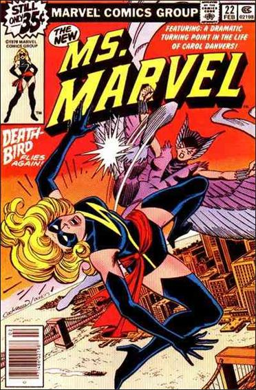Ms. Marvel (1977) 22-A by Marvel