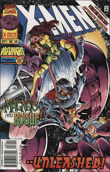 X-Men (1991) 56-A by Marvel