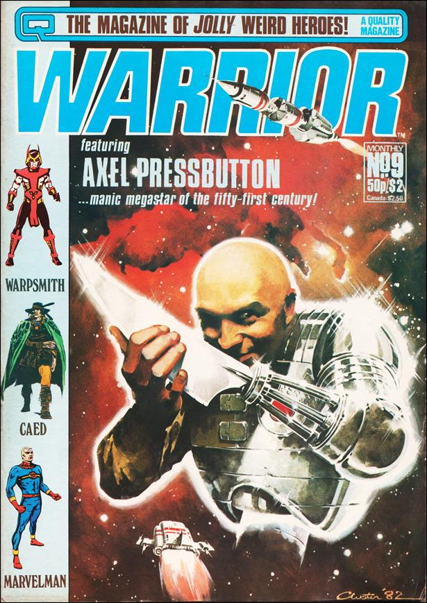 Warrior (UK) 9-A by Quality Communications